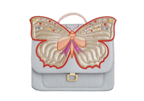 Jeune Premier JEUNE PREMIER - Boekentas Mini - Butterfly Gold