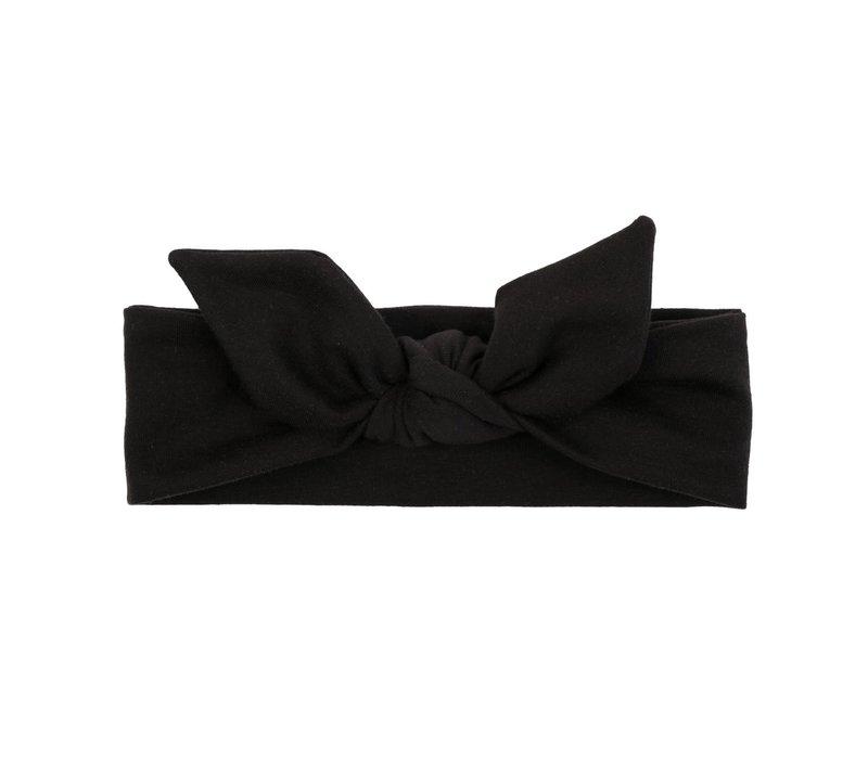 UL&KA - Haarband - Black