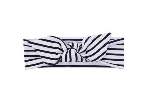 Ul&Ka UL&KA - Haarband - Black Stripes