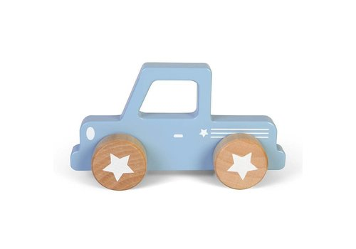 Little Dutch LITTLE DUTCH - Houten Pick-Up - Blauw