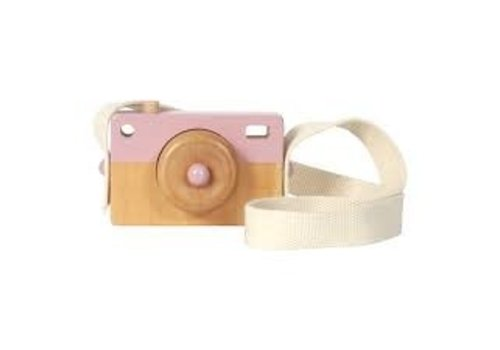 Little Dutch LITTLE DUTCH - Houten Camera - Pink