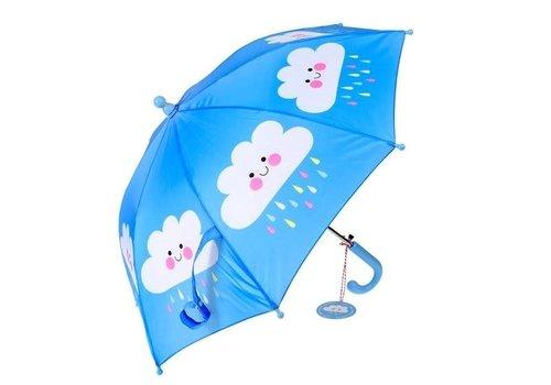 Verjaardagslijst DOTCOMGIFTSHOP - Paraplu - Wolk