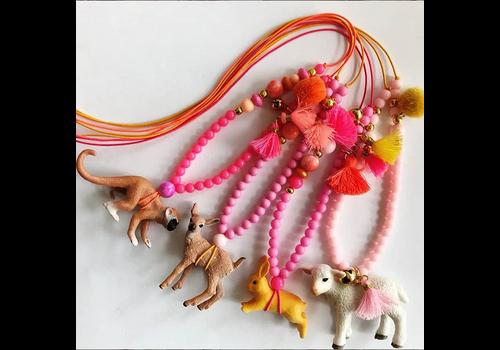 ByMelo - Dierenketting Hert