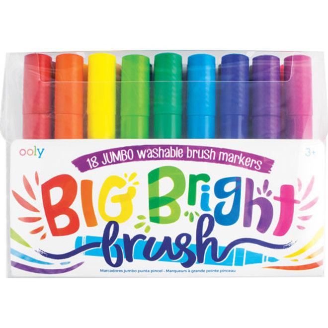 """OOLY - Viltstiften - """"Big Bright Brush"""""""