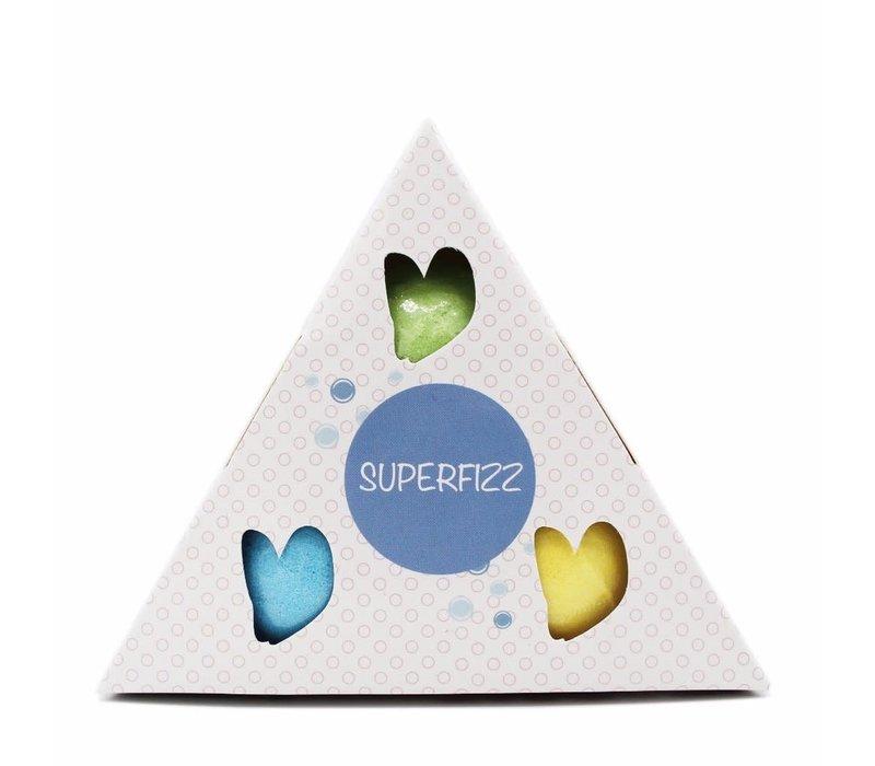 MISS NELLA - Bruisbellen Set - Superfizz