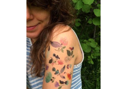 DJECO - Tattoo -  Envoleé