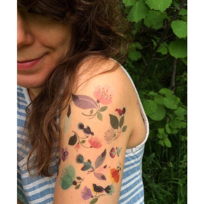 DJECO - Tattoo - In de Lucht