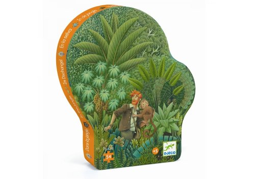 DJECO - Puzzel - In the Jungle