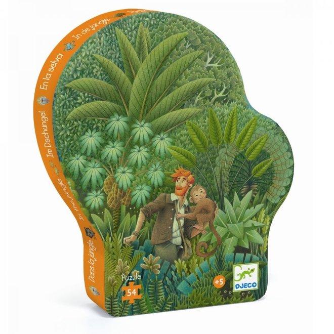 DJECO - Puzzel - In de Jungle 5+