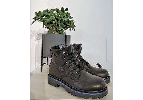 Morelli MORELLI - Boots - Tronchetto Nero/Royal