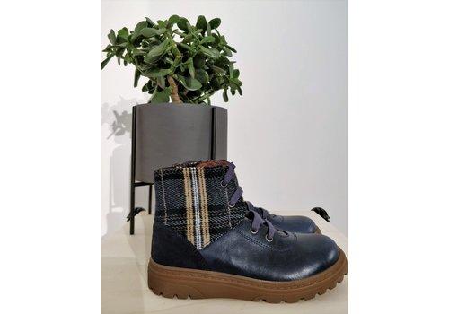 Clarys CLARYS - Boots - Iseo Marino/Cachemir Castiel