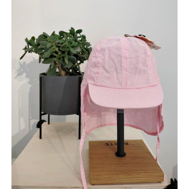 BARTS - Zomerhoed - Trench Cap Pink