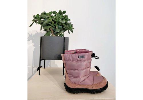 NATURINO - Boots - Velour/Nylon Rosa Antico