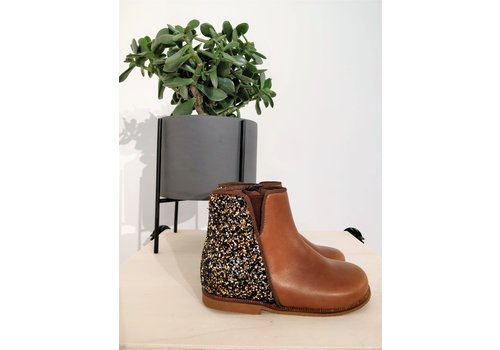 Clarys CLARYS - Boots - Sierra Tabaco/London Bronce
