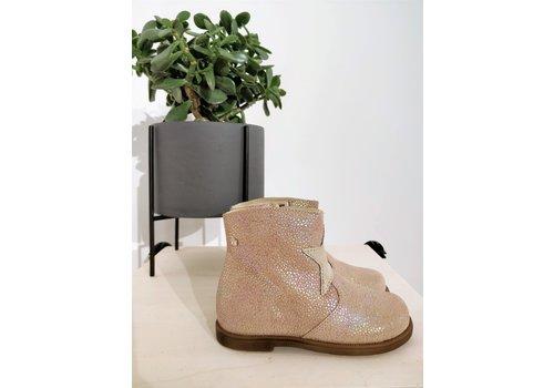 FALCOTTO - Boots - Spider Platino