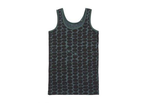 TEN CATE - Shirt - Waterstones on dark grey - maat 86 tem 140
