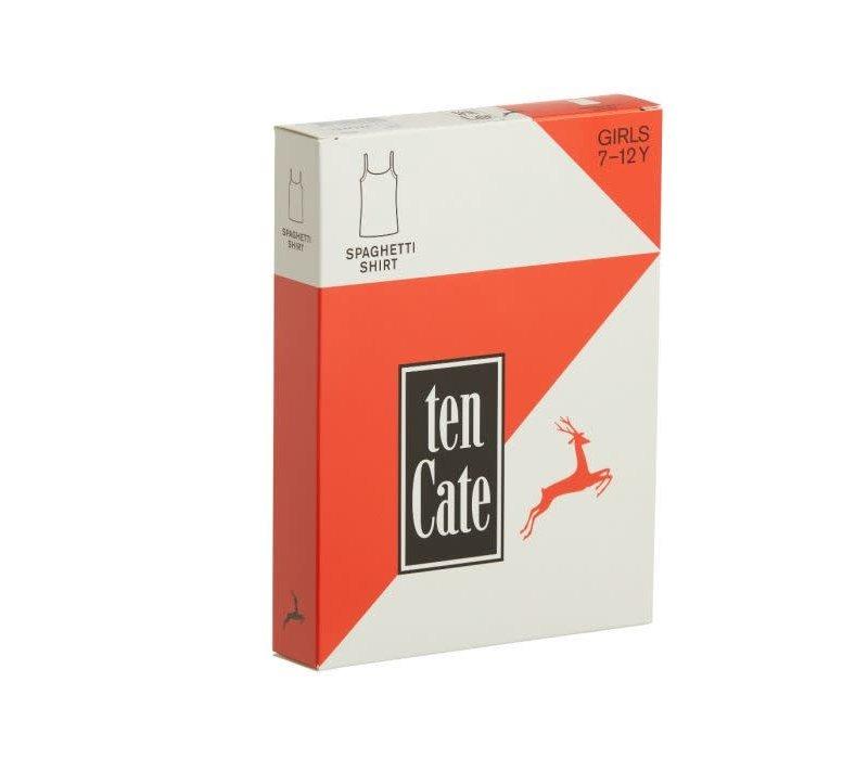 TEN CATE - Spaghetti Top - Aqua - maat 122 tem 152