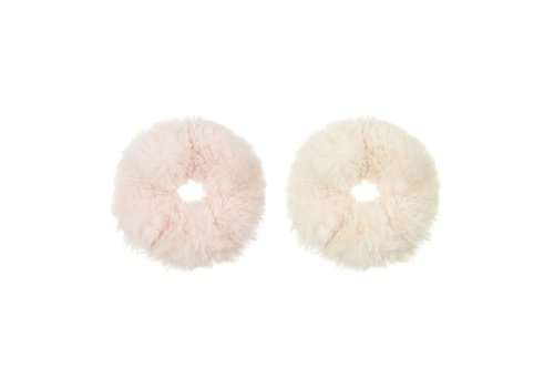 MIMI&LULA - Haarelastiek - Supersoft Furry Scrunchies