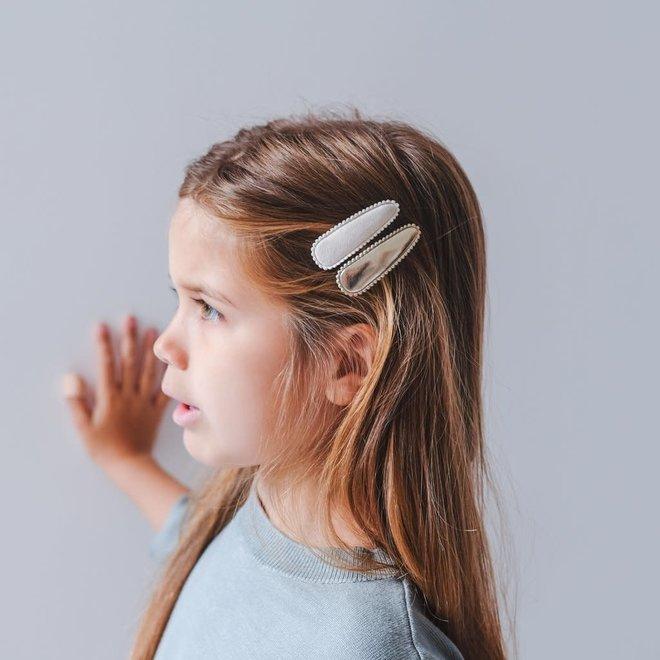 MIMI&LULA - Haarspelden - Blush Sparkle Clic Clacs