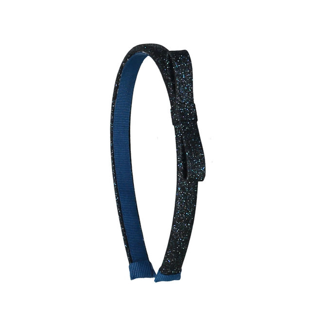 LUCIOLE ET PETIT POIS - Haarband - Glitter Blue