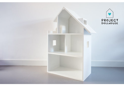 PROJECT DOLLHOUSE - Poppenhuis Emma