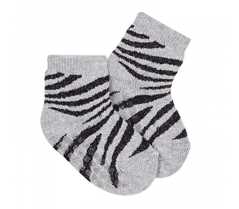 CONDOR - Anti-Slip Animal Print Zebra