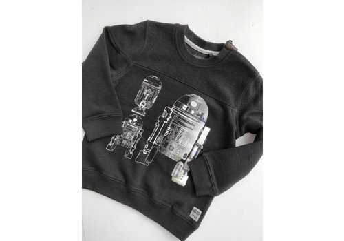 IKKS - Sweater Star Trek - Maat 104