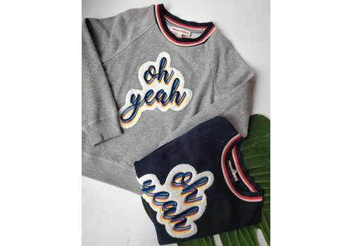 OUTLET - ANNE KURRIS - Sweater Oh Yeah - Maat 128