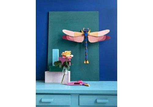 Studio Roof STUDIO ROOF - Walldecor - Giant Dragonfly