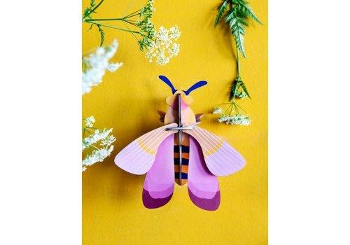 Studio Roof STUDIO ROOF - Walldecor - Pink Bee