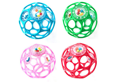 Oball OBALL - Ball rattle - 10cm