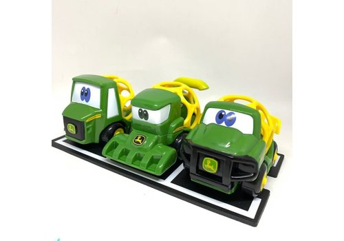Oball OBALL - Tough Ol'Trio Vehicle Set 3 pack