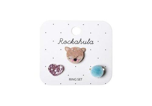 ROCKAHULA - Ring Set - Doe-A-Deer
