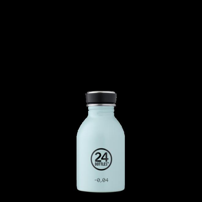 24°BOTTLES - Urban Bottle - Cloud Blue 250ml
