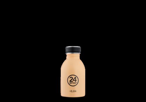 24°Bottles 24°BOTTLES - Urban Bottle - Peach Orange 250ml