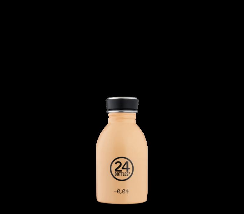 24°BOTTLES - Urban Bottle - Peach Orange 250ml
