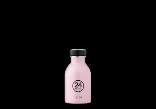 24°Bottles 24°BOTTLES - Urban Bottle - Candy Pink 250ml