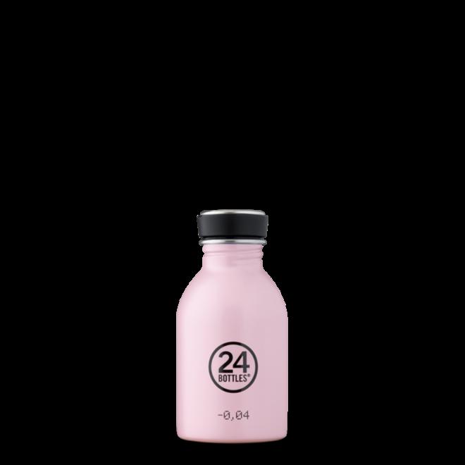 24°BOTTLES - Urban Bottle - Candy Pink 250ml