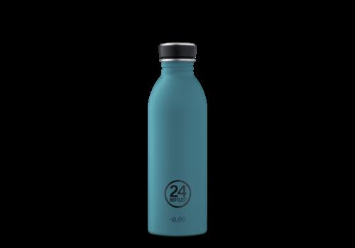 24°Bottles 24°BOTTLES - Urban Bottle - Stone Atlantic Bay 500ml