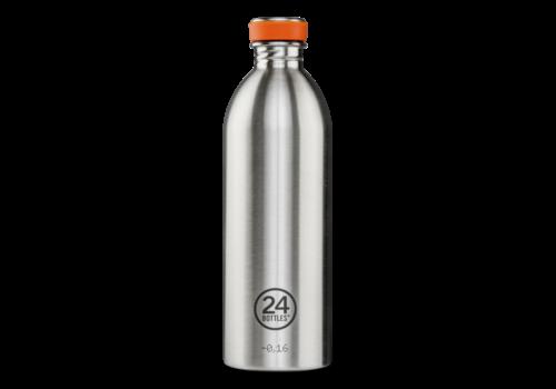 24°Bottles 24°BOTTLES - Urban Bottle - Steel 1000ml