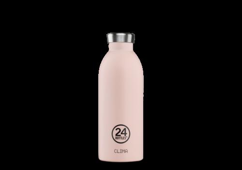 24°Bottles 24°BOTTLES - Clima Bottle - Dusty Pink 500ml