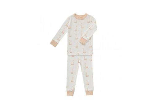 Fresk FRESK - 2-Delige pyjama - Zwaan
