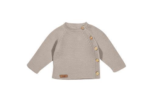 CONDOR CONDOR - Sweater houten knopen (334)