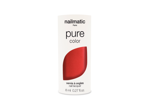 Nailmatic NAILMATIC - Pure Nagellak - Rouge Nacre AMOUR