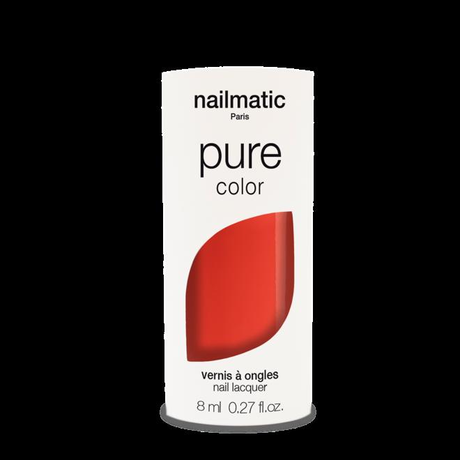 NAILMATIC - Pure Nagellak - Rouge Corail ELLA