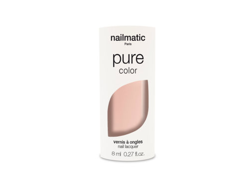 Nailmatic NAILMATIC - Pure Nagellak - Beige Transparent Elsa