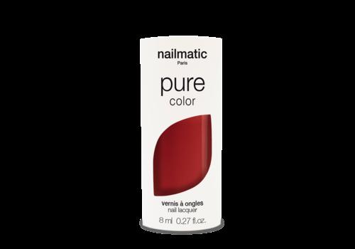 Nailmatic NAILMATIC - Pure Nagellak - Rouge Brique MARILOU