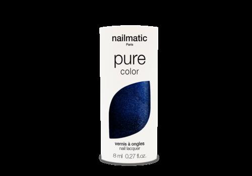 Nailmatic NAILMATIC - Pure Nagellak - Blue Nuit Nacre MARNIE