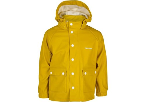 Tretorn TRETORN - Regenjas - Yellow