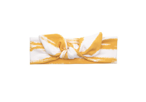 Ul&Ka UL&KA - Haarband - Mustard stripes